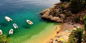Priznanje: Plaža Podrače u Brelima najljepša u Europi