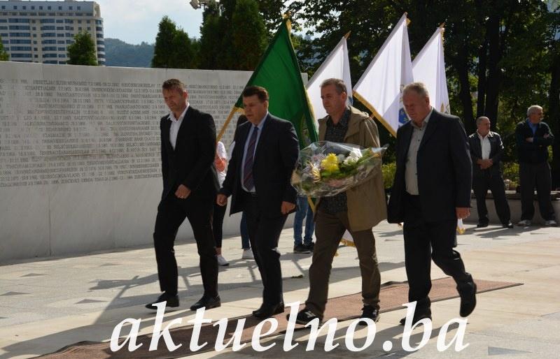 Obilježena 25. godišnjica formiranja 2.Korpusa Armije R BiH (FOTO)