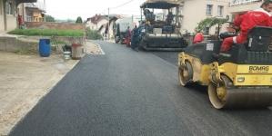 U toku radovi na sanaciji dijela ceste u MZ Slavinovići