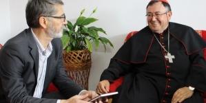 Gradonačelnik Imamović se susreo sa kardinalom Puljićem