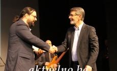 """Andrej Nikolaidis dobitnik nagrade """"Meša Selimović"""""""