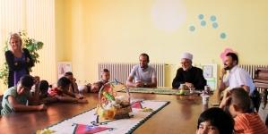 Bajramske hedije za djecu bez roditeljskog staranja u Tuzli