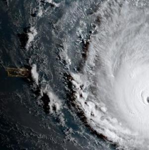 Razorni uragan: Irma odnosi sve pred sobom!