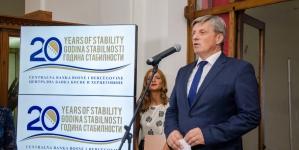 Centralna banka Bosne i Hercegovine predstavlja sidro makrostabilnosti države