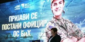 Oružane snage BiH: Konkurs za zapošljavanje mladih