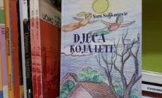 """Najava promocije knjige """"Djeca koja lete"""", autorice  Nure Suljkanović"""