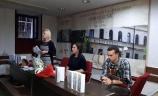 """Predstavljena nova knjiga za djecu Nure Suljkanović   """"Djeca koja lete"""""""