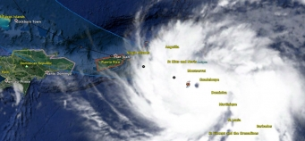 Uragan: Maria uništava Karibe