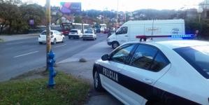 Saobraćajna nezgoda na Brčanskoj Malti, povrijeđen pješak
