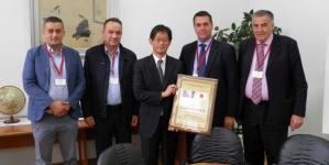 Zahvalnost ambasadi Japana u Bosni i Hercegovini