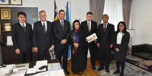 Ambasadorice Indonezije posjetila Tuzlanski kanton