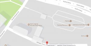 Privremena obustava saobraćaja, u ulicama Đorđa Mihajlovića i Mihajla i Živka Crnogorčevića