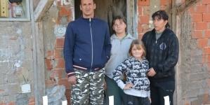 Porodica Hadžić bez krova nad glavom: Požar im progutao i ono malo što su imali