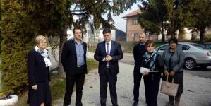 Posjeta osnovnim i srednjim školama općina Gračanica i Doboj Istok