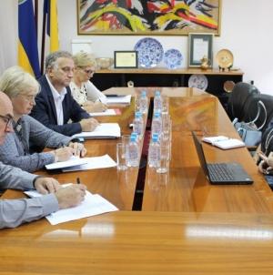 Sastanak sa delegacijom švedske Agencije za zaštitu okoliša (SEPA)