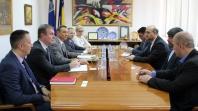 Predsjedavajući Gradskog vijeća Tuzla primio ambasadora Iran u BiH