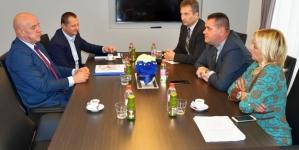Premijer Zeničko – dobojskog kantona posjetio Tuzlanski kanton