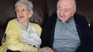Baka od 98 godina otišla u starački dom kako bi brinula za sina od 80