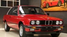 Belgija: Prodaje se BMW 323i E30 koji je stajao 32 godine