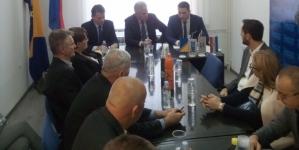 Predsjedatelj Predsjdništva BiH i predsjednik HDZ BiH dr.Dragan Čović posjetio Tuzlu