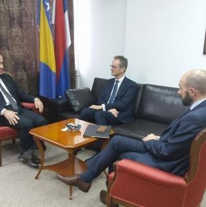 Salkić: Investiranje u Srebrenicu ima posebnu važnost