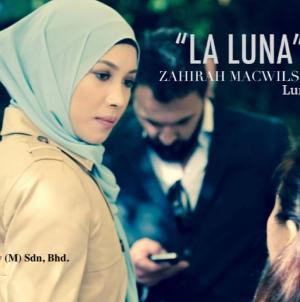 """Bh. glumci u malezijskoj krimi seriji """"La Luna""""."""
