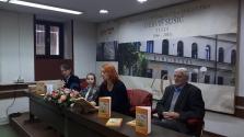 "Predstavljena knjiga ""Ružičasto sunce i plavi mjesec"", Evite Bojkovac"