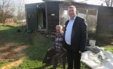 Predsjednik Saveza RVI TK Fahrudin Hasanović posjetio RVI Boru Petrovića VIDEO