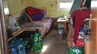 Tuzlak, 60% RVI Boro Petrović bez struje i vode sedamnaestu zimu dočekuje u kontejneru VIDEO/FOTO