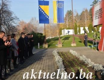 U Tuzli svečano obilježen Dan državnosti Bosne i Hercegovine