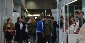 Održan prvi Sajam zanimanja i srednjih škola Tuzla 2017.