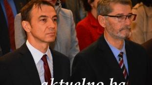 Čestitka Aleksandra Vujadinovića i Jasmina Imamovića povodom Uskrsa