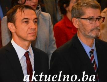 Uskršnja čestitka gradonačelnika i predsjedavajućeg Gradskog vijeća Tuzle