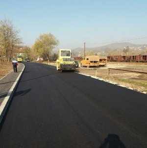 Završni radovi na sanaciji ceste Mramor jug – Centar