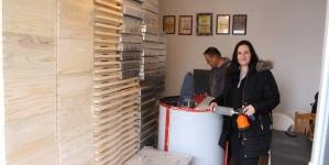 Izvršena isporuka opreme za obrt Pčelarstvo