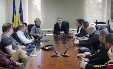 Gradonačelnik Tuzle primio predstavnike Međunarodnog udruženja Eurobiker