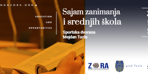 Najava: Sajam zanimanja i srednjih škola Tuzla 2017