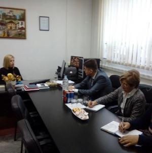 Posjeta osnovnim i srednjim školama Općine Lukavac