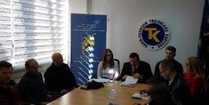 Raspodjela namjenskih sredstava Ministarstva trgovine, turizma i saobraćaja TK
