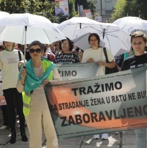 Obilježavanje Dana sjećanja na stradanje žena u ratu