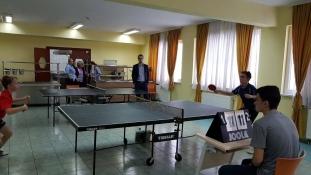 TK: Održano drugo takmičenje učenika osnovnih škola u stonom tenisu