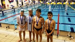 Plivači Jedinstva osvojili šest medalja na mitingu u Banja Luci