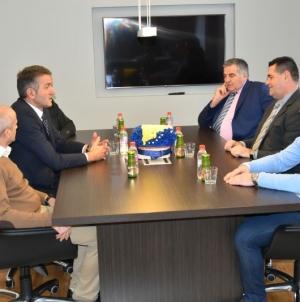 Ambasador BiH u Ujedinjenim Arapskim Emiratima posjetio Tuzlanski kanton