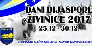 """Svečano otvaranje manifestacije """"Dani dijaspore""""u Živinicama"""