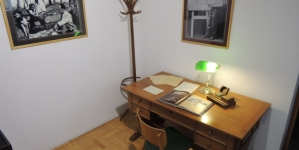 Otvorena spomen soba Ismeta Mujezinovića