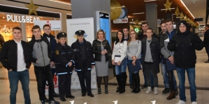 "MUP TK: U Bingo City Centru  realizovana  kampanja ""Stop korupciji"""