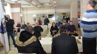 Organizacija RVI Grada Tuzla upriličila prijem za predstavnike medija