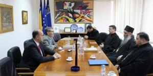 Gradonačelnik Tuzle i episkop zvorničko-tuzlanski razgovarali o rješenju imovinsko-pravnih problema
