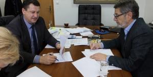 Potpisani ugovori o sufinansiranju projekata toplifikacije  MZ-a Batve i Brčanske Malte