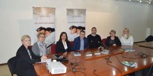 """U organizaciji Klinike za neurologiju UKC Tuzla održana projekcija filma """"Lica Lafore"""""""